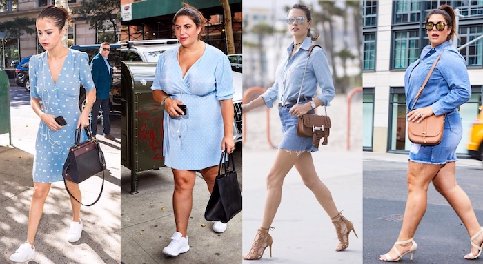 853a5c426a Curvy Blogger Recreates Celebrity Looks to Show Style Has No Size!