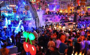 pacha New Years eve party