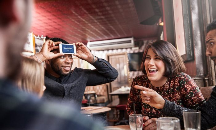 smartphone party games
