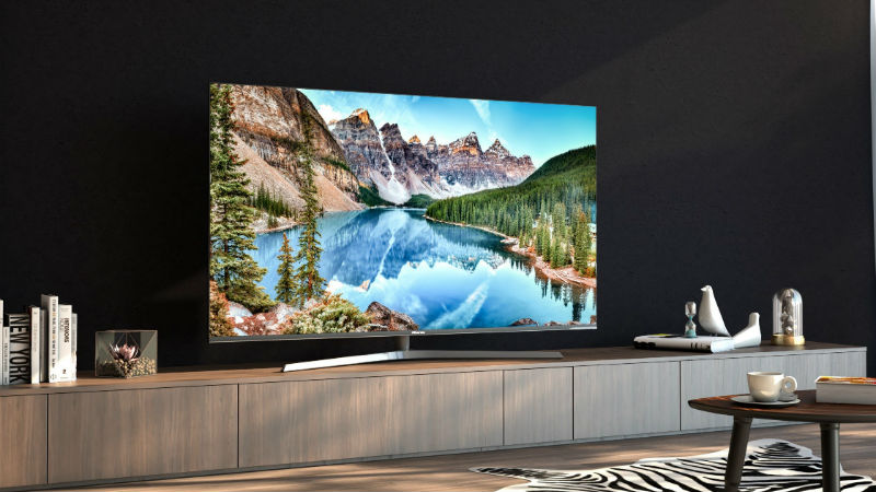 Hisense 65-inch U7A 4K Smart TV