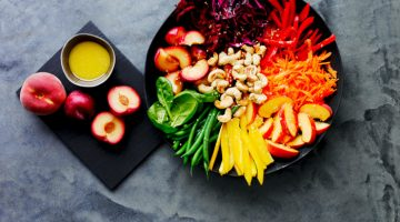 Rainbow Superfood Salad Bowl
