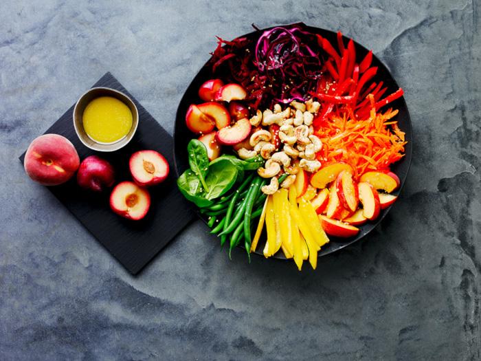 Rainbow Superfood Salad Bowl
