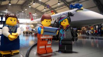 Turkish airlines LEGO movie 2
