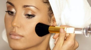 wedding makeup tips hot climate