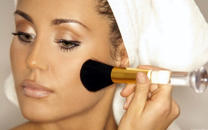 wedding makeup tips hot climate