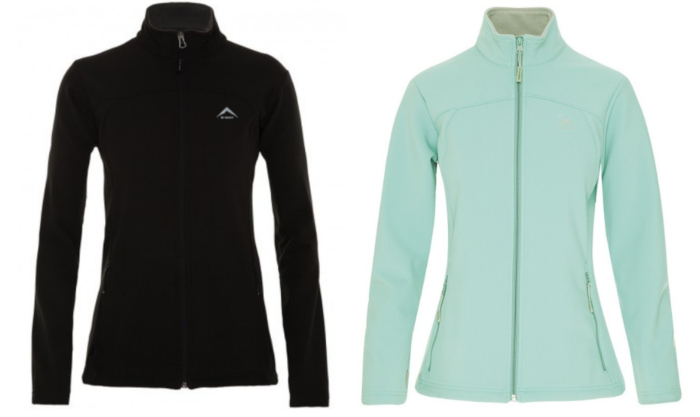 K-Way Women's Mira Softshell Jacket