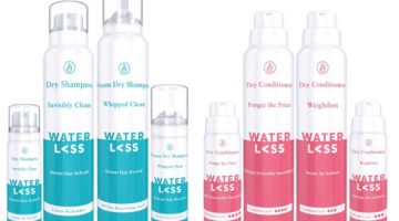 Waterless Haircare