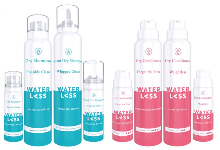 Waterless Haircare