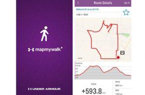 map my walk