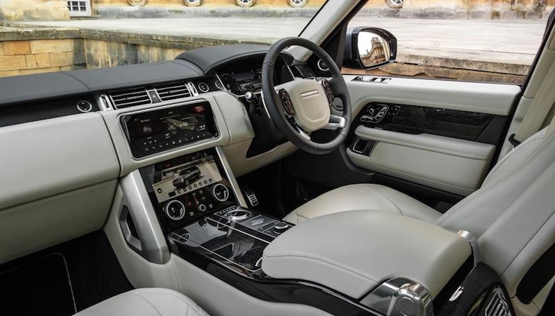 Range Rover 'P400e'