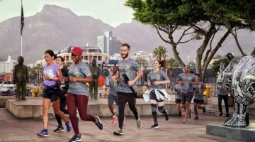 Westin Global Running Day