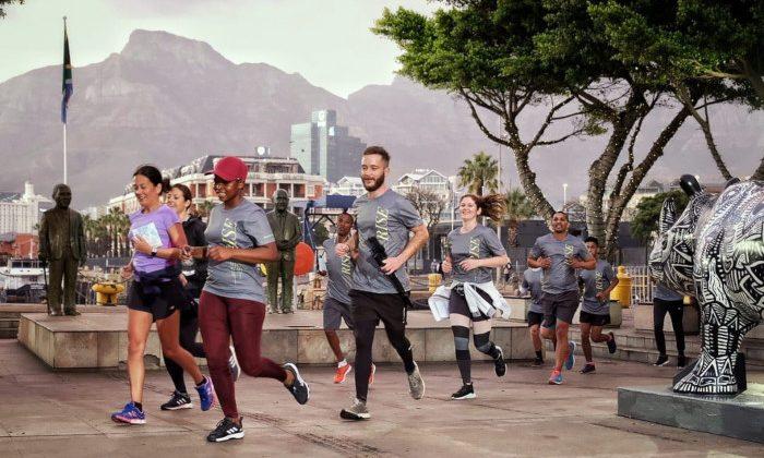 Westin Global Running Day