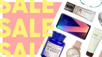 sale header