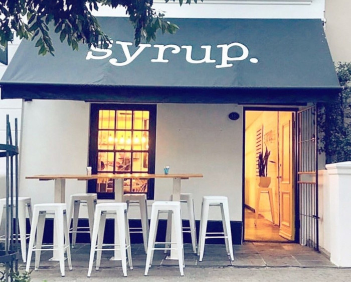 Syrup Cape Town