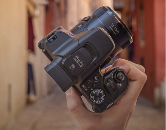 Canon PowerShotSX70 HS