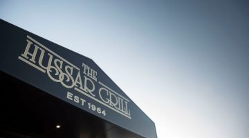 The Hussar Grill Camps Bay
