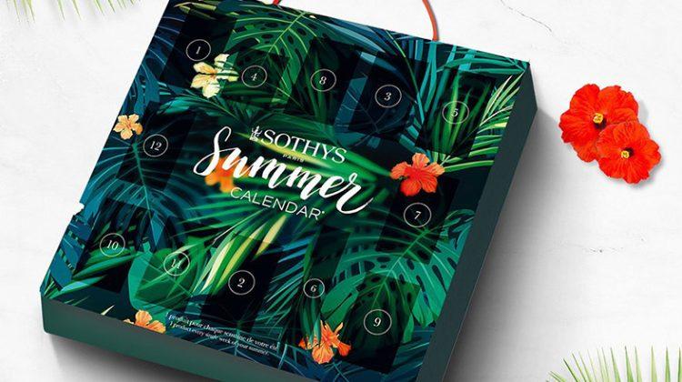 Sothys Summer Calendar