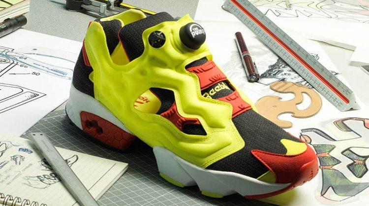 Instapump Fury BOOST Sneaker