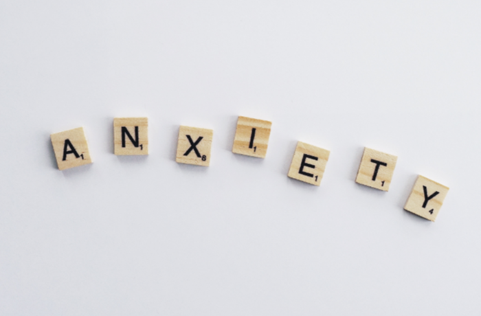 Anxiety header