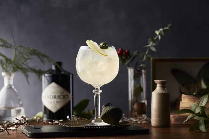 Hendrick's Orchard Collins