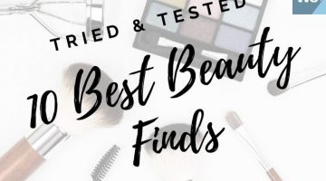 best beauty finds March