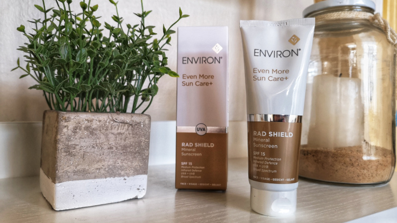 Environ RAD Shield Mineral Sunscreen