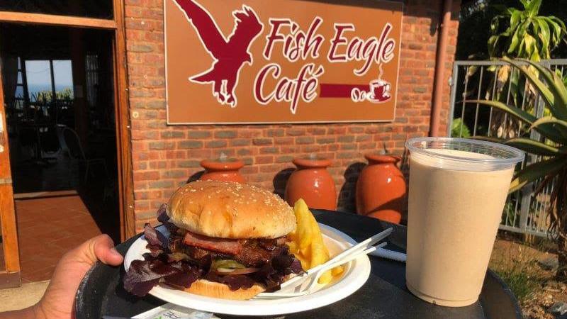 Fish Eagle Café