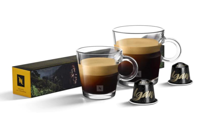 Nespresso AMAHA awe UGANDA