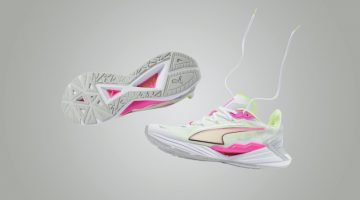 Puma UltraRide running shoe