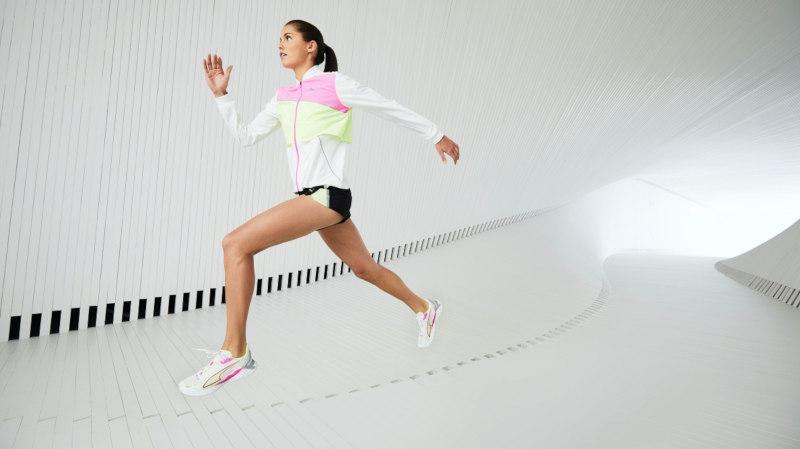 Puma UltraRide running shoe