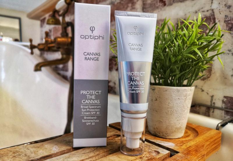 Optiphi Protect the Canvas Broad Spectrum Sun Protection Cream