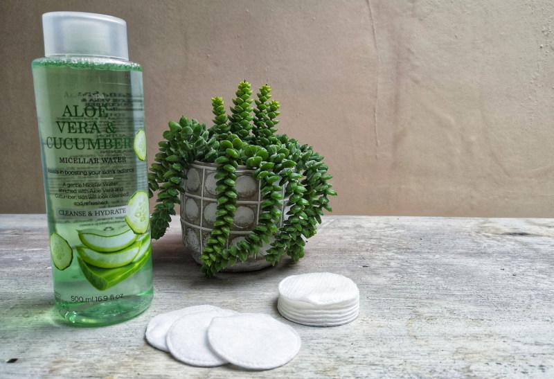 zana Spa Aloe Vera and Cucumber Micellar Water