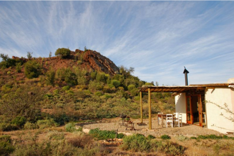 Red Rock Cottage, The Place