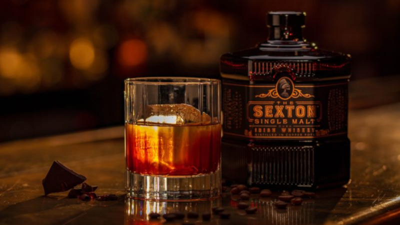 Sexton Haunted Cocktail