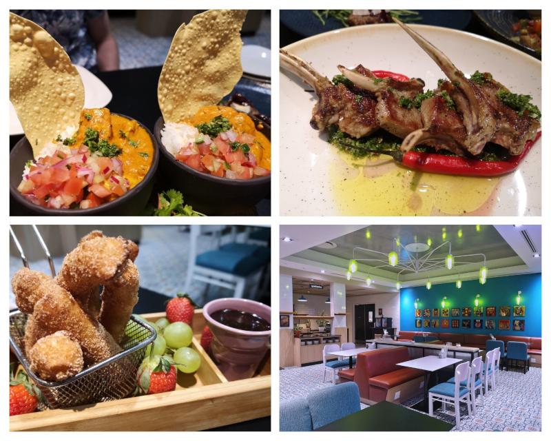 Live-Inn Restaurant.