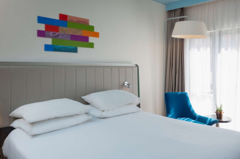 Standard room at Park-Inn, Newlands.