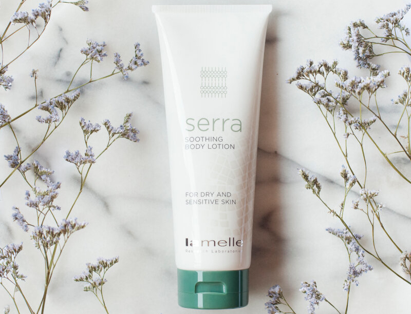 Lamelle Serra Soothing Body Lotion
