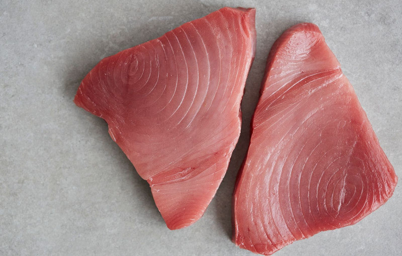 Fresh tuna Greenfish