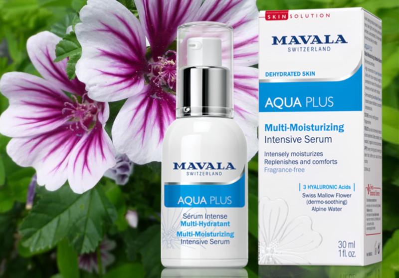 Mavala Aqua Plus Range