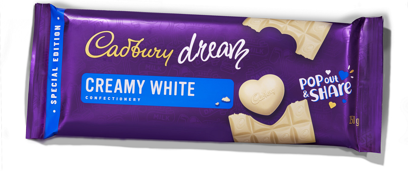 Cadbury Pop Out Heart