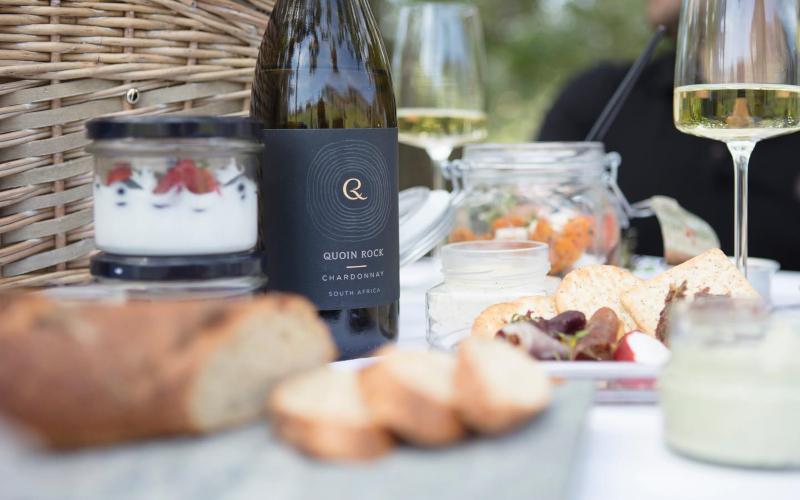Quoin Rock Wine Estate.