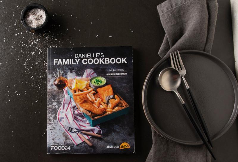McCain cookbook