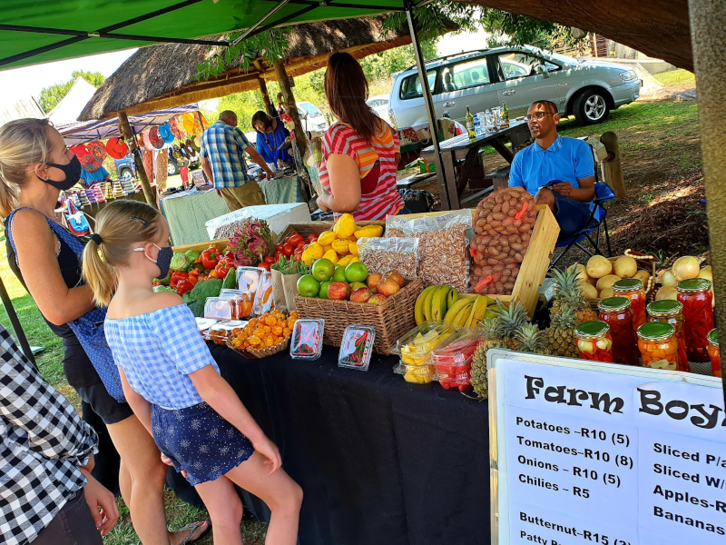 Mother's Day Market at Country Market
