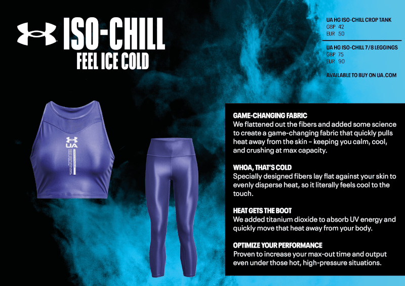 Under Armour Iso-Chill