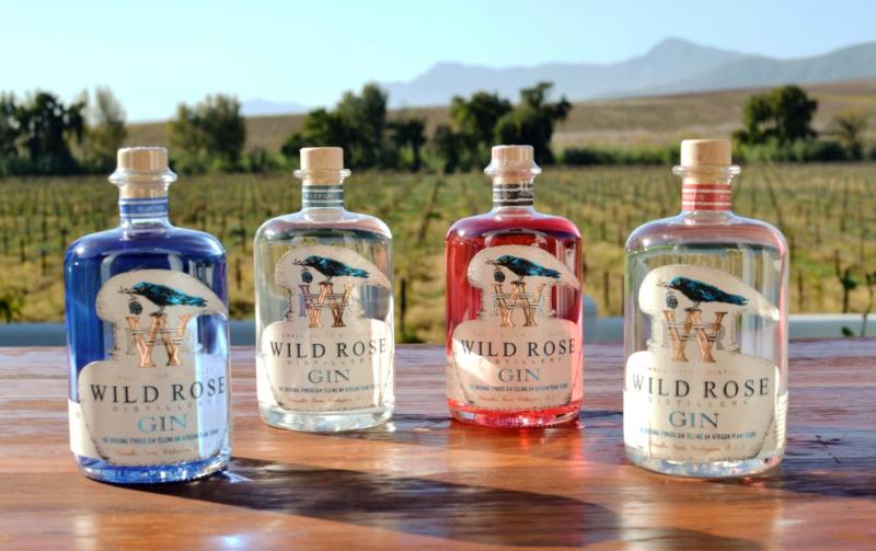Wild Rose Gin Wellington