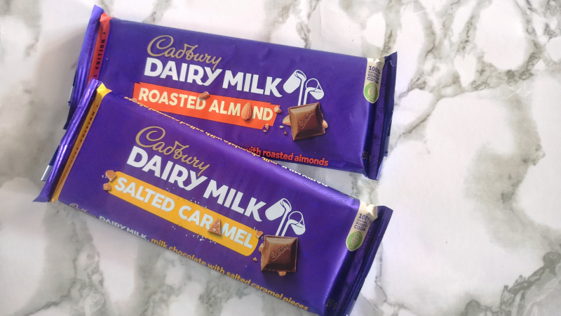 Cadbury chocolates new