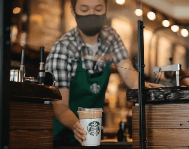Starbucks Cup Share