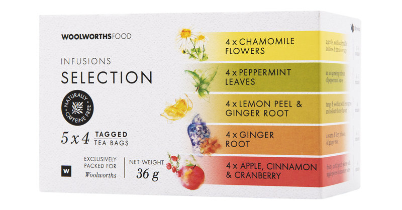 Libstar Woolworths infusions