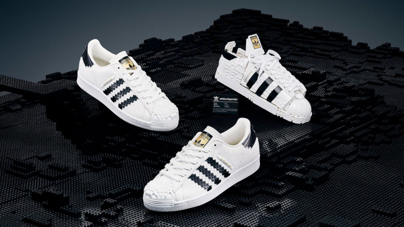 Adidas Originals LEGO Superstar Sneaker