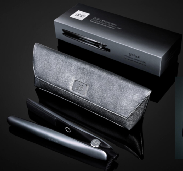 ghd 20th-anniversary Couture collection